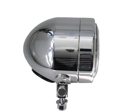 E Nr Motorrad motorrad scheinwerfer licht 90mm chrom e nr f 252 r yamaha