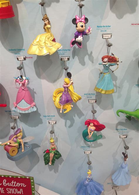 hallmark keepsake disney ornaments 2013 updated dw