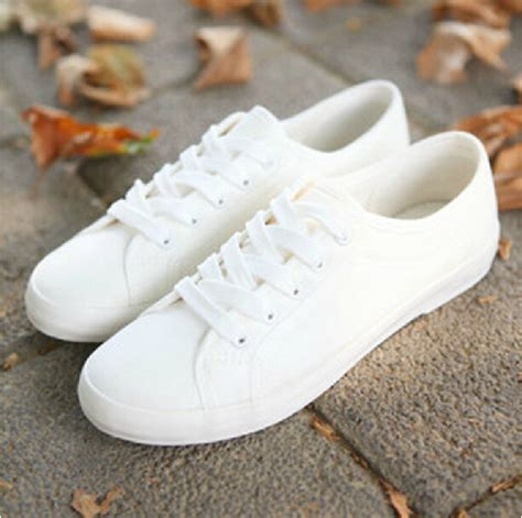 Sepatu Casual Pria Adidas Elcapano Sneakers Low Boots oto 241 o de las blancas de moda zapatillas femeninas zapatos de la enfermera estudiante
