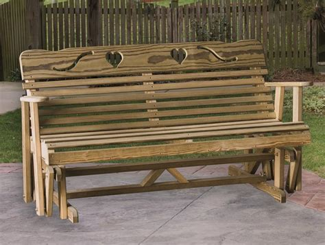outdoor gliding bench image gallery outdoor gliding benches