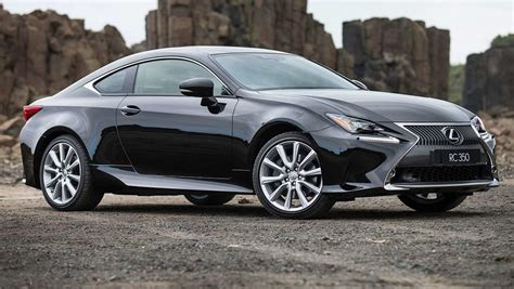 lexus luxury sports lexus rc 350 luxury review 2014 carsguide