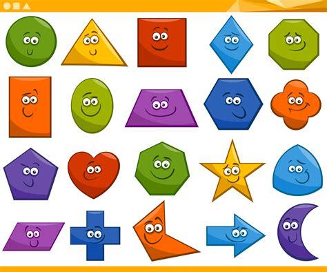 figuras geometricas kinder formas geom 201 tricas divertidas ideales para tus fichas y