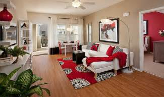 Red And Black Home Decor by Red Black And White Interiors Living Rooms Kitchens