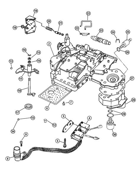 Jeep Grand Transmission Identification 46re Wiring Diagram Get Free Image About Wiring Diagram