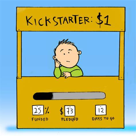 kickstart design form 1 least ambitious kickstarters why people run 1 caigns