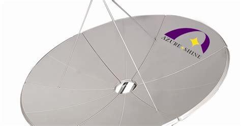 queremos antenas de chapa metalica de  de diametro