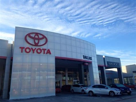 Toyota Dealer Dallas Toyota Of Dallas Dallas Tx 75234 7306 Car Dealership