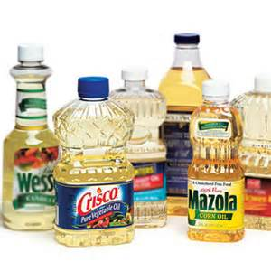sense of healthy cooking oils and fats