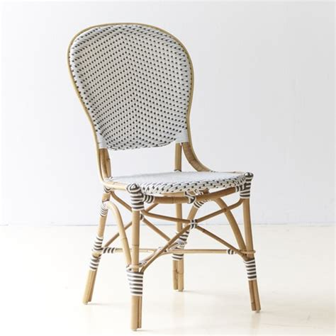 chaise bistrot rotin chaise bistrot 13 mod 232 les pour une ambiance bistrot
