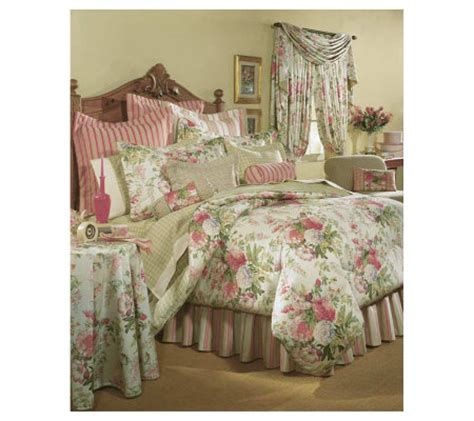 Thomasville Bedding by Bloomfield King Comforter Set By Thomasville Home Qvc