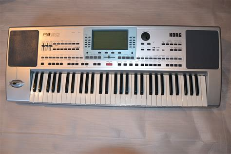 Lcd Keyboard Korg Pa 50 korg pa50 image 462471 audiofanzine