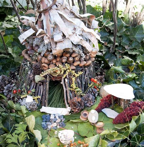 gnome house how to build fairy houses