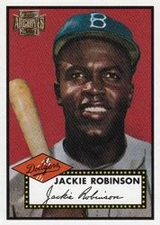 jackie robinson baseball card template jackie robinson pc fuji s sports card arena