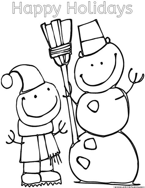 color by numbers happy holidays coloring book for adults a color by numbers coloring book with and designs for color by number coloring books volume 17 books happy holidays coloring pages