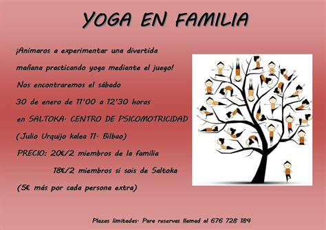 Imagenes Yoga En Familia | medea kreatibitatea eraikiz yoga en familia una