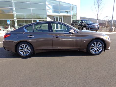 2014 chestnut bronze infiniti q50 roanoke times sedan