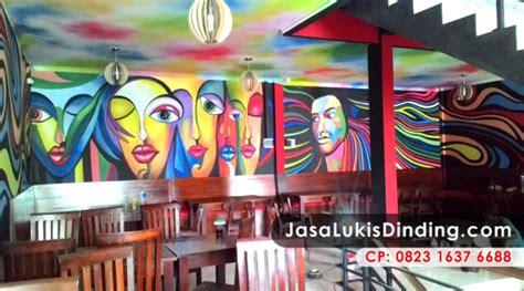harga lukisan mural  mural art graffiti cafe jakarta