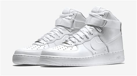 norway nike air force  high white aac