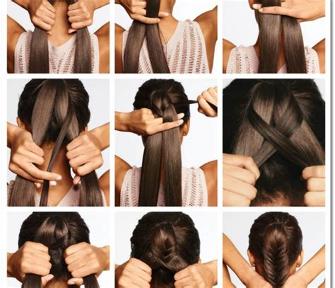 howtodo a twist in thefringe step by step how to do a fishtail braid step by step fishtail plait