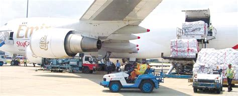 srilankan cargo sets new record at bia sunday observer