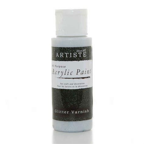 acrylic paint varnish glitter varnish acrylic paint paints calico