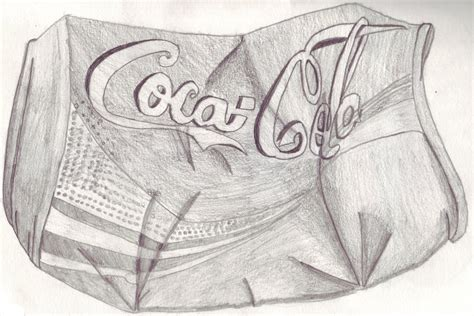 Kola Soda Club 3mg 60ml the gallery for gt crushed coke can