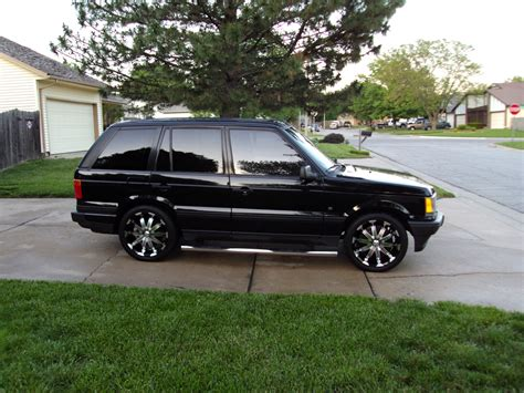 range rover 1999 uniphied 1999 land rover range rover4 0 s sport utility 4d