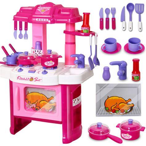 Mainan Anak Kitchen Set 008 58 13008 58 kitchen set koper pink daftar harga terbaru