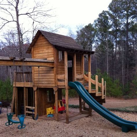 Backyard Ideas For Kids Build My Kids An Awesome Playset For The Home