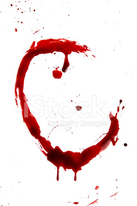 Letter With Blood Bloody Alphabet C Stock Photos Freeimages