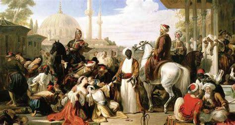 ottoman society slavery and islam a transformative meeting daily sabah