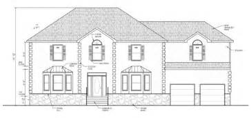 Home Design Cad Steve Paul L L C Nj Autocad Architectural Drafting
