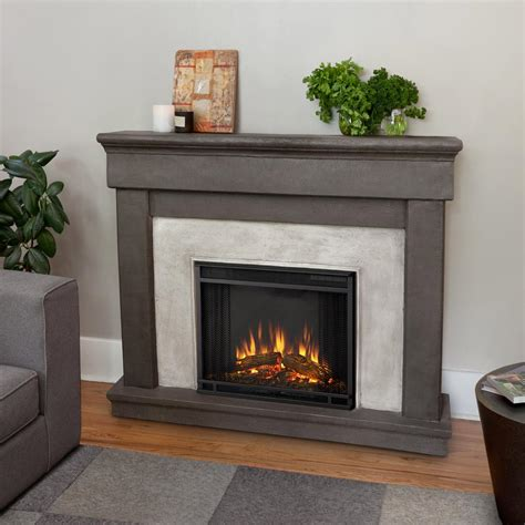 Elctric Fireplaces by Real 3420e Ds Cascade Dune Electric Fireplace