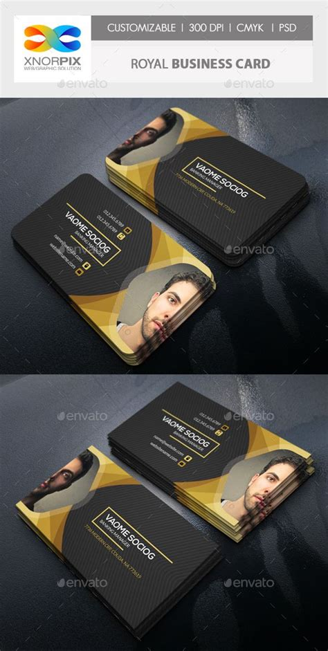 royal business card corporate business cards business