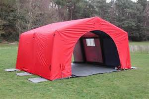 alfa img showing gt emergency inflatable shelters