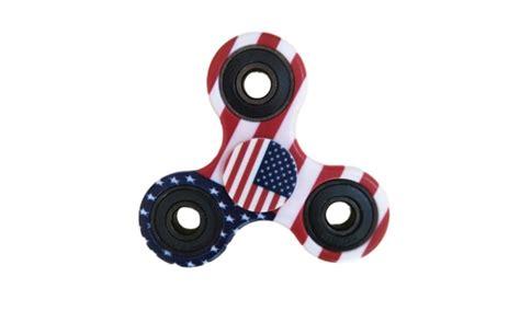 Fidget Spinner American Murah american flag fidget spinner groupon