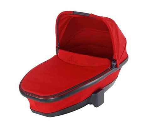 culle portatili navicella pieghevole passeggino colore rosso quinny