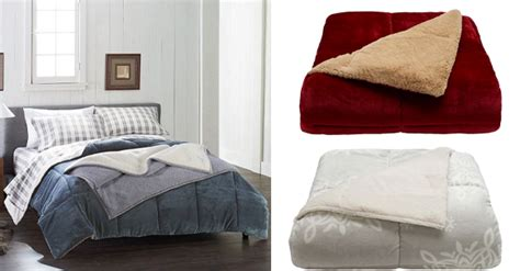 Cuddle Comforter by Cuddl Duds Cozy Comforters As Low As 55 99 Coupons 4 Utah