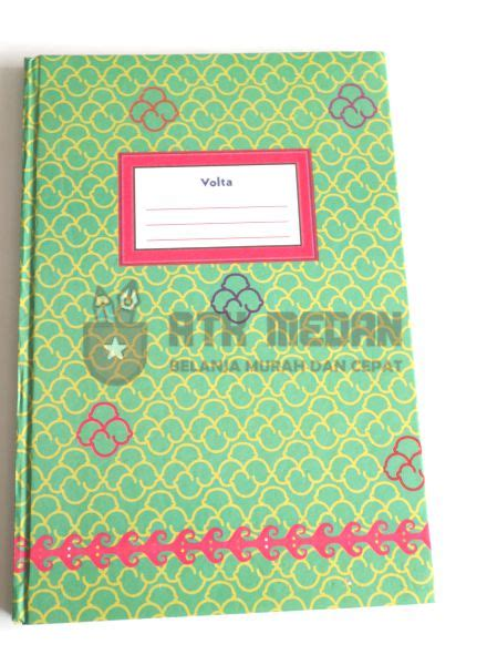 Buku Bintang Obor Folio 200 Lembar harga buku tulis folio cover 100 lembar merek volta di medan atk medan