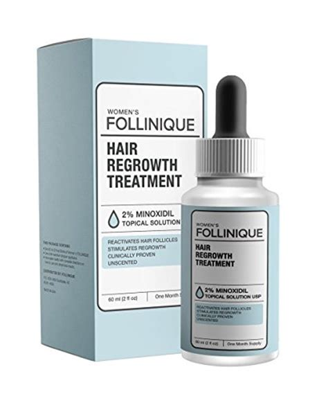 proven hair growth products follinique incredible hair regrowth treatment fda