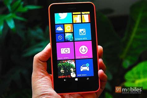 nokia lumia phone with front nokia lumia 630 review 91mobiles