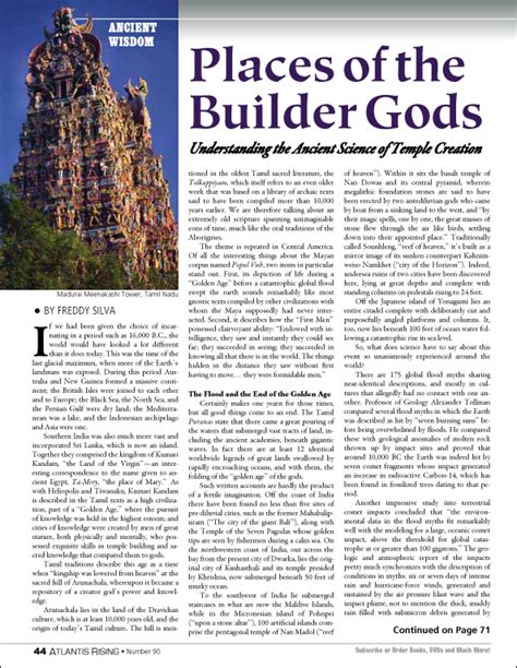 along with the gods chicago edfu texts atlantis rising magazine library
