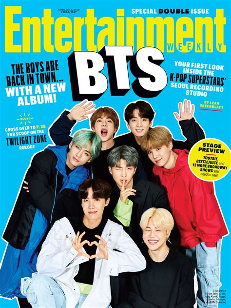 Bts Exclusive Inside The Secretive World Of K Pop Ew Com