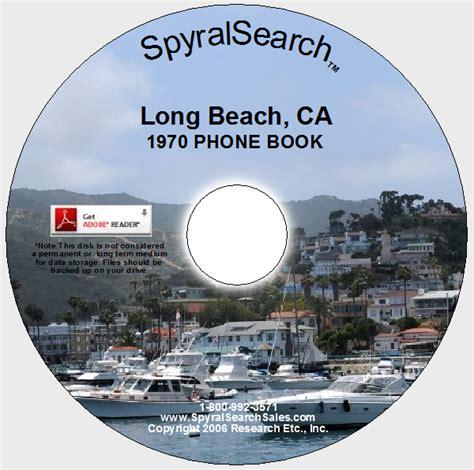 California Phone Book Lookup Ca 1970 Phone Book