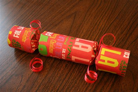 christmas crackers sales in uk make your own traditional crackers chica and jo