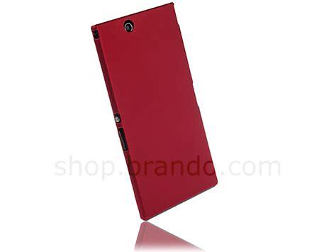 Softcase Silikon Sony Xperia Z Ultra C6802 C6806 C6833 Sony Xperia Z Ultra Rubberized Back