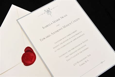 Invites Fans To Vote On Album Titles by Edward And S Wedding Invitation Card Edward And