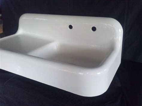 Salvaged Kitchen Sinks For Sale by Warehouse Sale Rsrvrd For Brenda Vintage Cast Iron