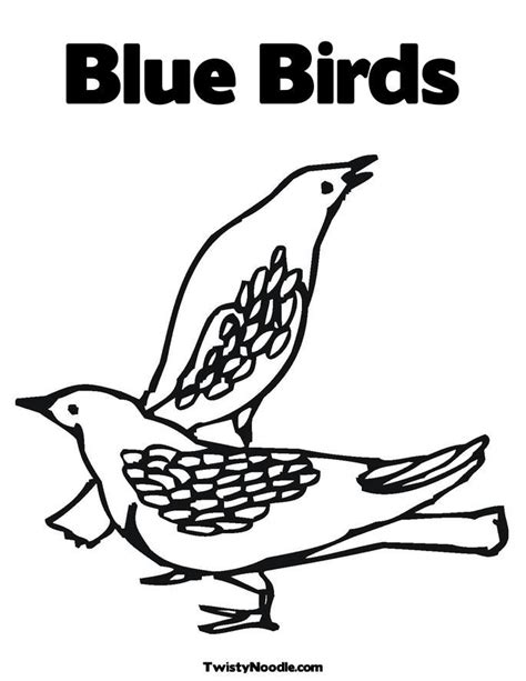 chickadee coloring page coloring home