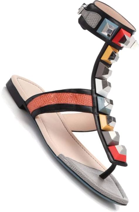 Fendi Led Shoes 1000 images about sandals flip flops on flats jeweled sandals and prada